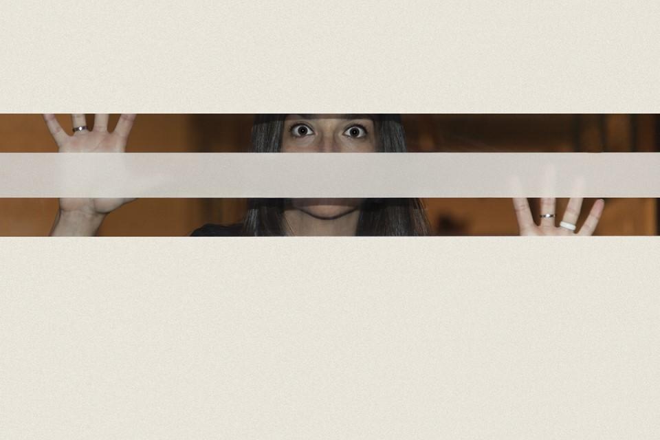 María Canosa espanta medos
