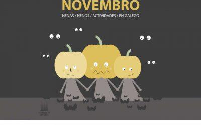 Un novembro de meeedo… en Compostela!