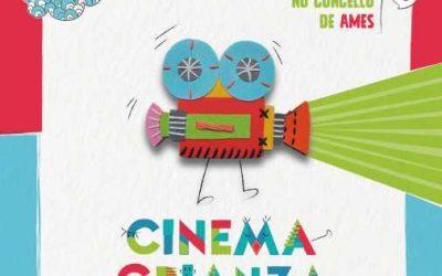 Comeza o Cinema Crianza no Concello de Ames