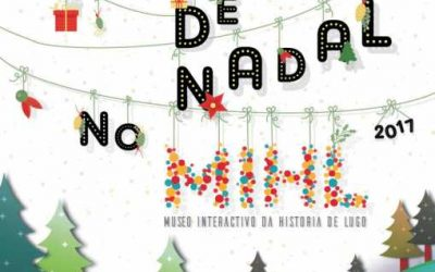 Brinquedos de Nadal no Concello de Lugo