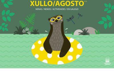 Xullo e agosto en Compostela con Apego!!