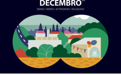 Decembro con moito Apego en Compostela!