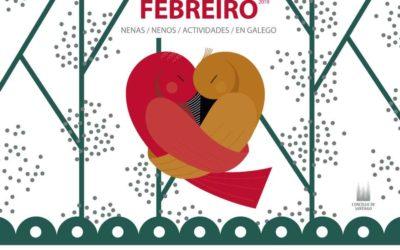 Febreiro en Compostela