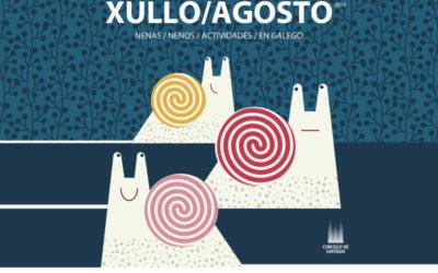 Actividades para xullo e agosto en Compostela