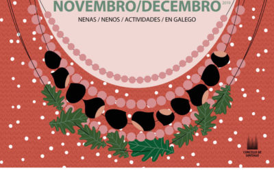Novembro e decembro de actividades en Compostela