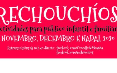 Programación para público infantil e familiar ata o Nadal desde Moaña