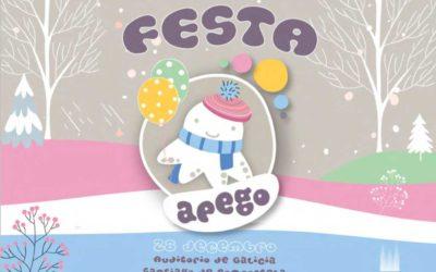 Festa do Apego en Santiago de Compostela