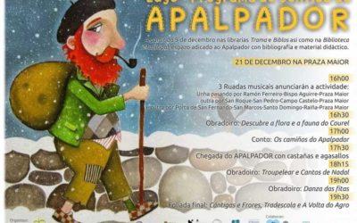 Benvida ao Apalpador en Lugo