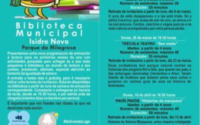 Volven os contacontos a Lugo