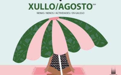 Xullo e agosto de actividades en Compostela