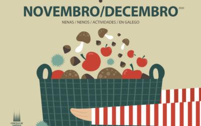 Actividades infantís para novembro e decembro en Compostela