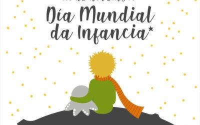 20 de novembro. Día Mundial da Infancia