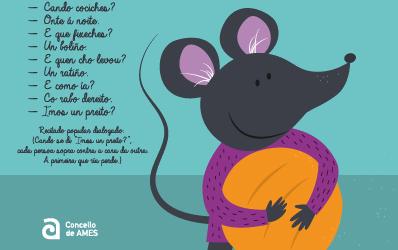 Ames presenta a programación infantil con Apego para o outono